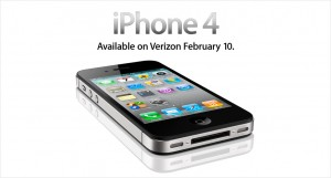 Verizon Announces the iPhone